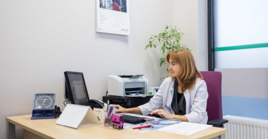 Lek. med. Katarzyna Sabarańska