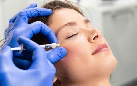 Głęboka mezoterapia skóry twarzy – Aquashine BTX